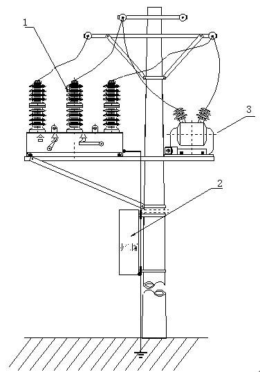 zw32-12永磁真空断路器